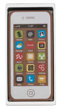 Weibler Milk Chocolate Smartphone